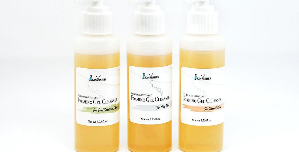 Foaming Gel Cleanser
