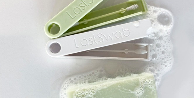 LastSwab - Reusable Cotton Swab