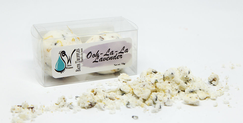 Ooh-La-La-Lavender Bath Truffle