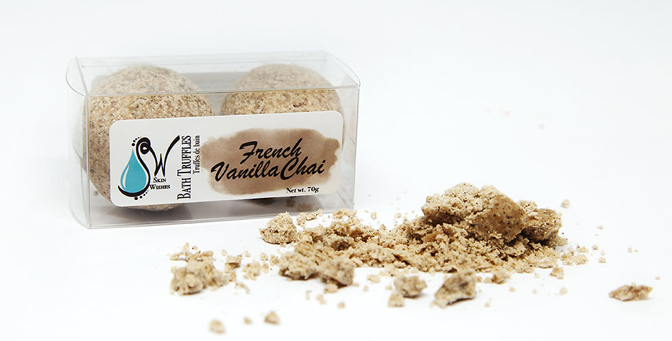 Vanilla Chai Bath Truffle