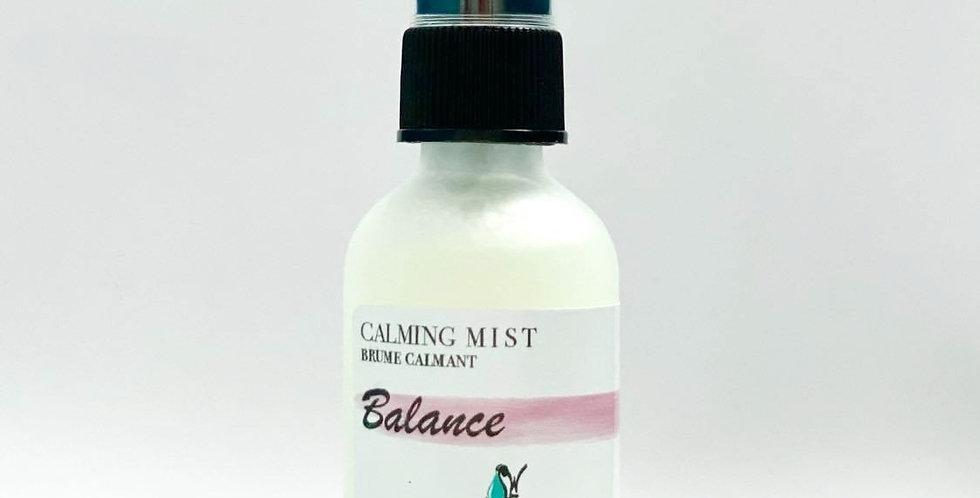 Balance Mist: C A L M I N G