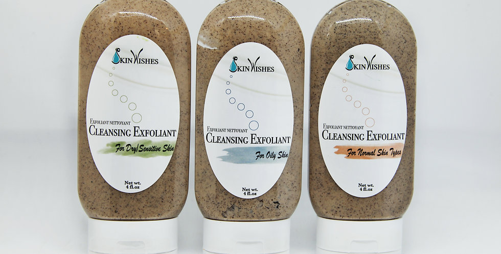 Cleansing Exfoliant