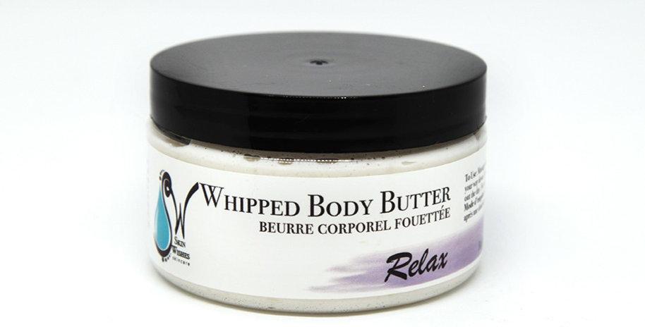 Relax Body Butter