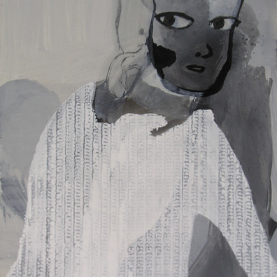 The sweater, 2012