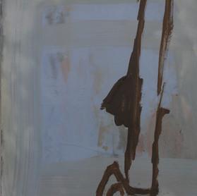 Sad with Tree, 2010