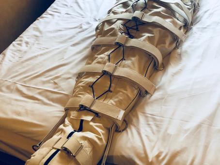 完全拘束・5時間/Complete bondage 5 hours