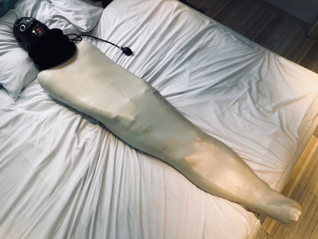 【福岡】マットな仕上がりのフィルムマミー/Mummification of matte texture in FUKUOKA