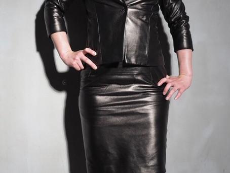ビスポークのレザースーツ/Bespoke Leather Suits