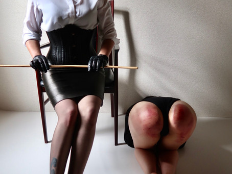 """レオタード女子お仕置き動画紹介/Introduction of videos """"punishment to leotard girl """""""