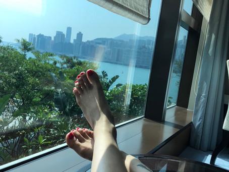 らみぃさんと香港の旅/Travel in Hong Kong with Mistress Rammy