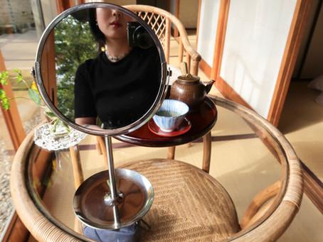 憧れの宿にて。/Come stay with me at a traditional Kyoto inn.