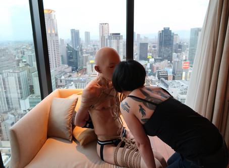 ちあきさんと大阪の思い出/Osaka memories with Mistress Chiaki