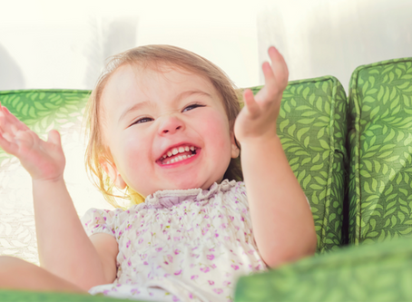 Managing Your Toddler's Behaviour