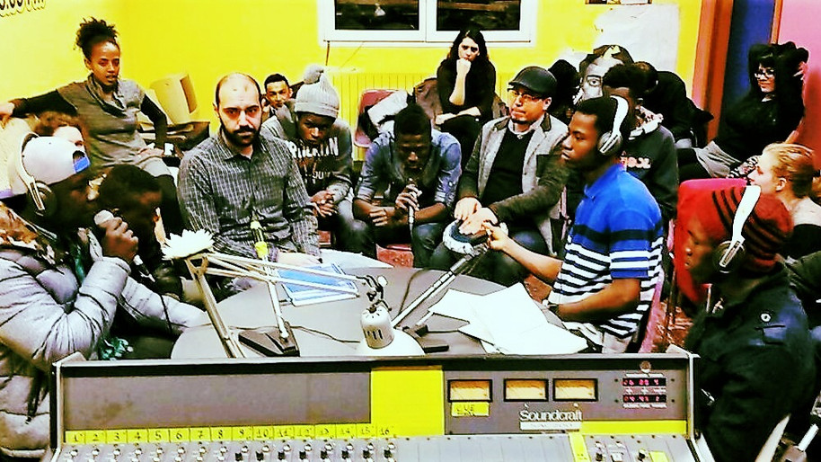 Tutte le puntate di Radio Welcome Refugees in podcast!