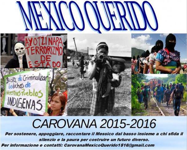 Mexico Querido - Carovana dicembre 2015/gennaio 2016 in Messico
