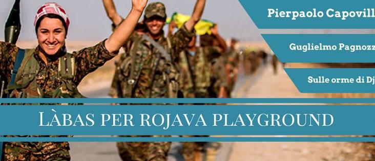 Mer 21/09 - Làbas per Rojava Playground