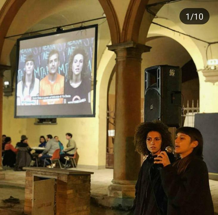 Cena sociale in solidarietà a Mediterranea - Labas