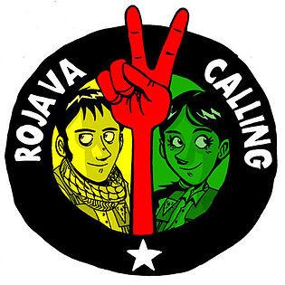 Rojava calling - Staffetta italiana in Kurdistan