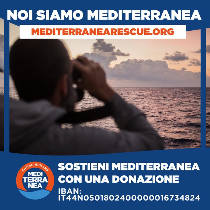 DIARIO DI BORDO. 1-4 novembre: 400 miglia di Mediterranea