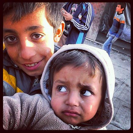 Staffetta Rojava Calling - dicembre 2014