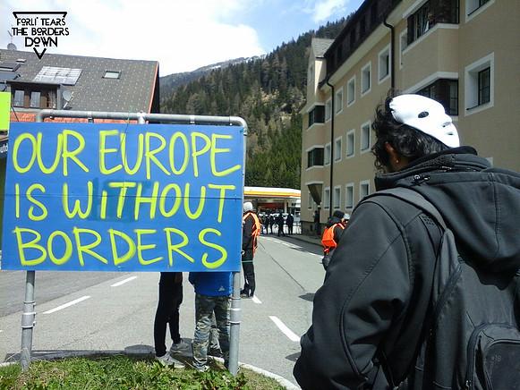 #Brennero - Se non vogliamo che la storia si ripeta, dobbiamo avere il coraggio di ribellarci!