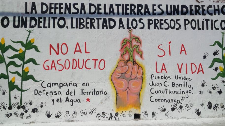 Mega-progetti e resistenze indigene in Messico