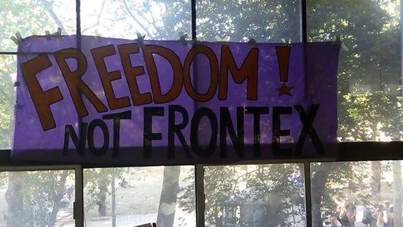 Al via il #NoBorderCamp2016 a Salonicco. Report delle prime giornate di azione