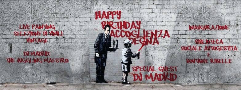 Happy Birthday Accoglienza Degna!