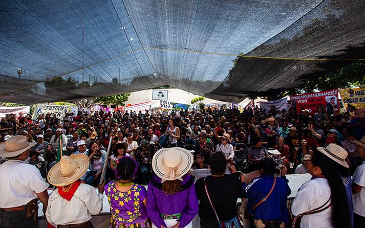 Tre giorni di mobilitazioni in Messico contro i mega-progetti