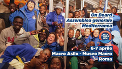On Board - Mediterranea Saving Humans - Assemblea generale