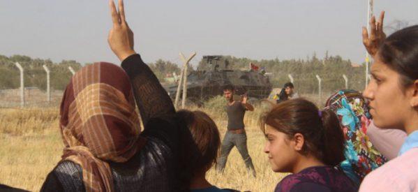 Appello internazionale urgente contro l'invasione in Rojava