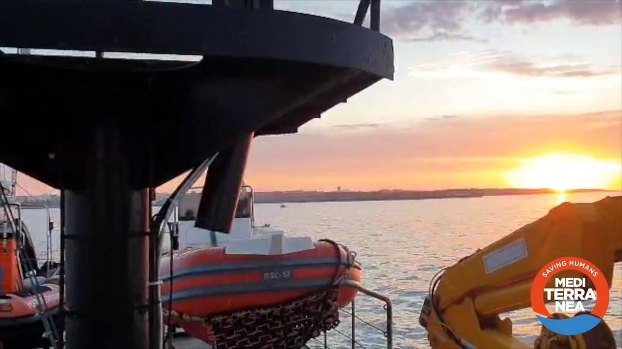 Lampedusa, 16 aprile