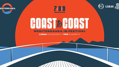 Coast to Coast - Mediterranea in festival!