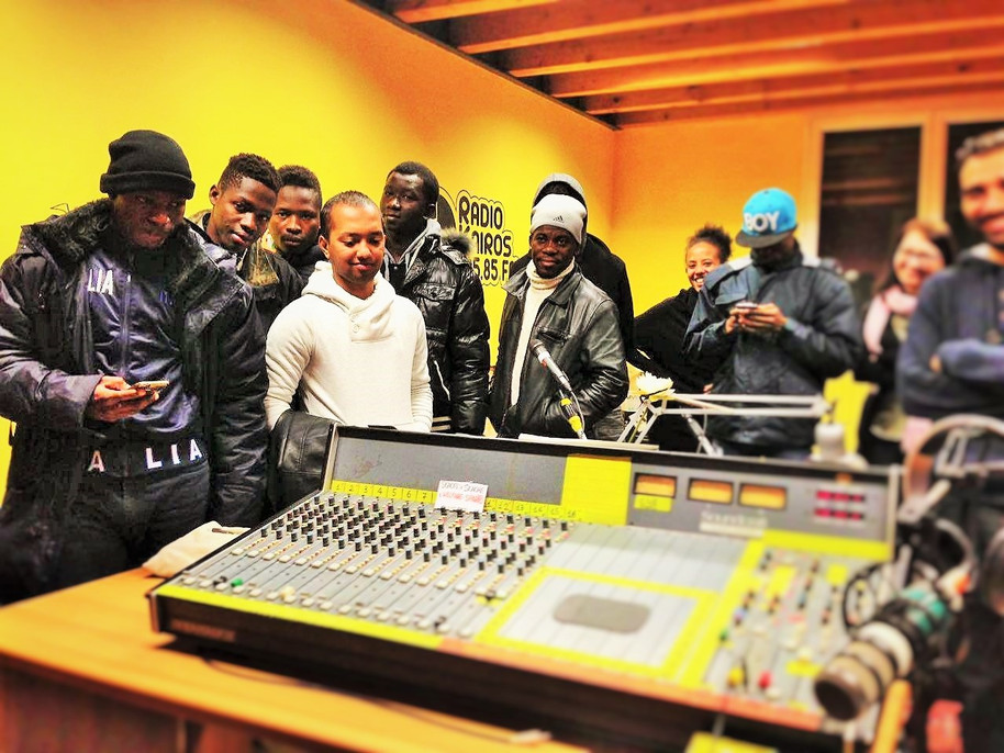Tutte le puntate di Radio Welcome Refugees on air!