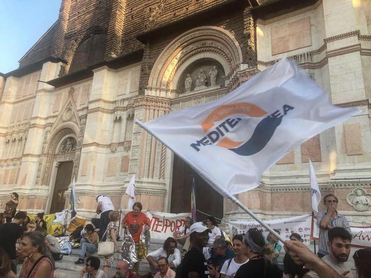 Appello alla mobilitazione – Mediterranea in strada, a fianco dei naufraghi della Sea-Watch 3, a fia