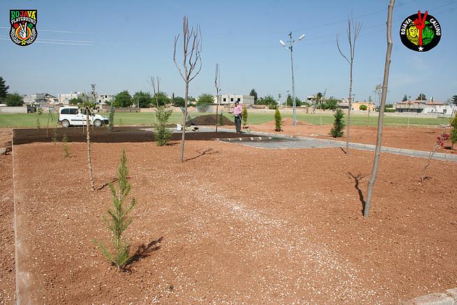 Rojava playground - continuiamo a giocare!