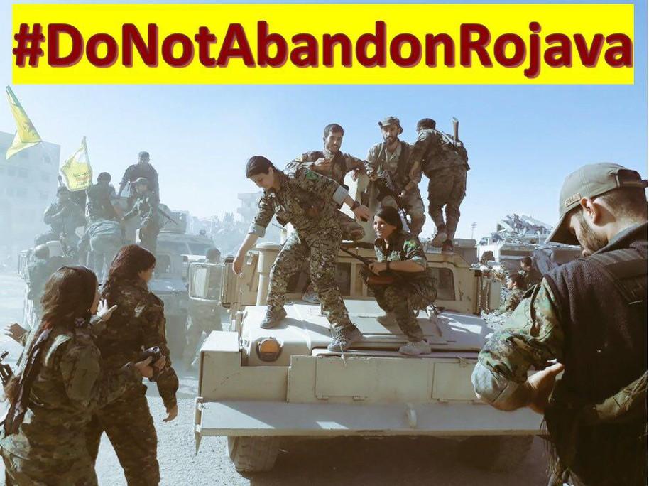 Da Rete Kurdistan: Appello urgente – Le nostre richieste