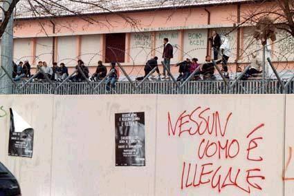 Caro Sindaco, caro Ministro: Bologna non è candidabile all'apertura di un CIE.