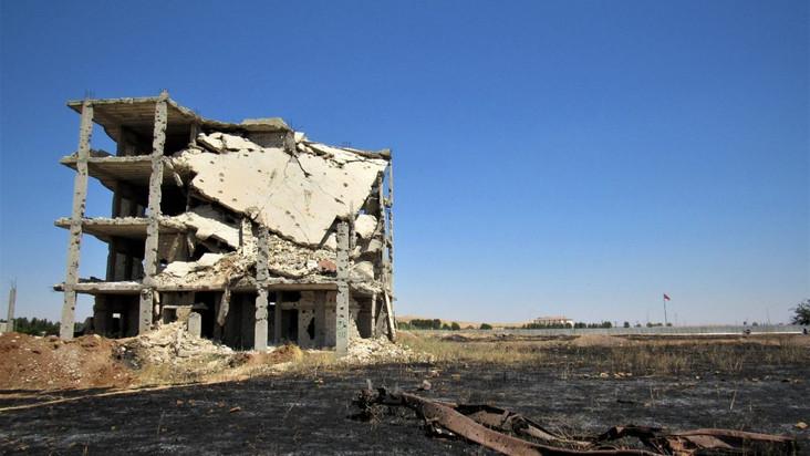 Kobanê, città delle donne (testimonianza)