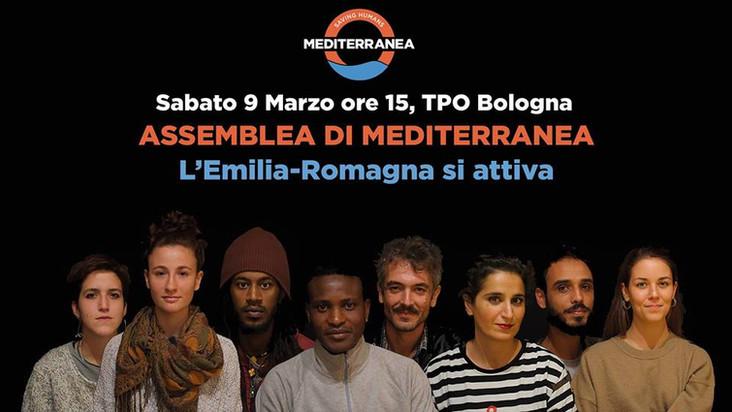 Assemblea di Mediterranea • L'Emilia-Romagna si attiva