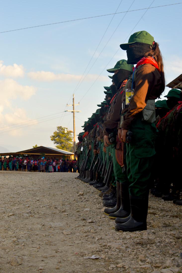 Costruire autonomia contro patriarcato ed estrattivismo: 26 anni dal levantamiento dell'EZLN