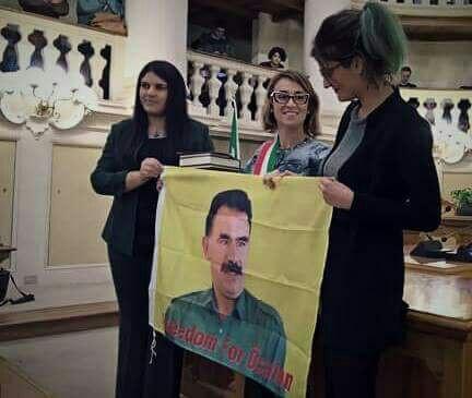 Reggio Emilia - Conferita la cittadinanza a Ocalan e al popolo curdo