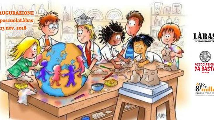 """Ripartono i dopo scuola """"Non uno di meno"""" e #DopoScuolaLabas"""