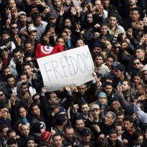 Dall'Italia alla Tunisia - Carovana Liberté et Démocratie