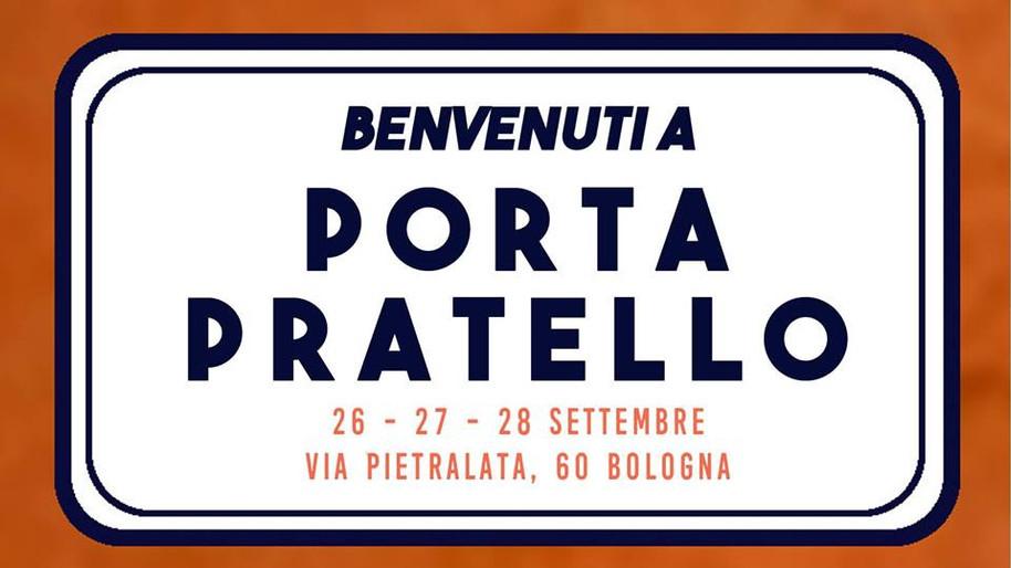 Benvenuti a Porta Pratello!