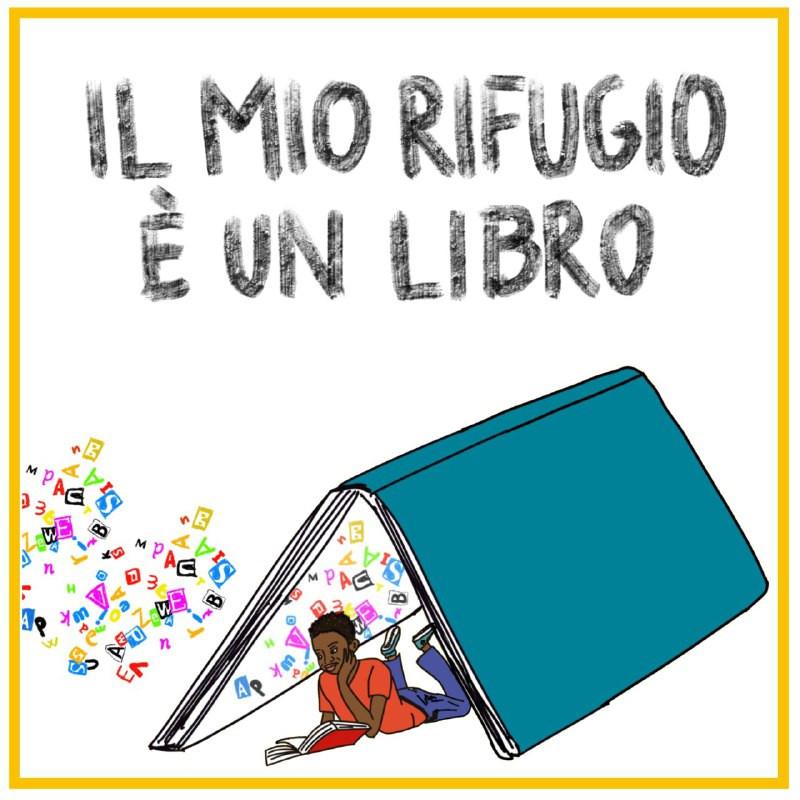 STAFFETTE ALIMENTARI PARTIGIANE - Episodio 3 - IL MIO RIFUGIO E' UN LIBRO