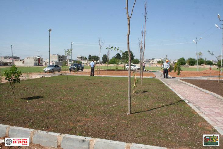 Rojava Playground