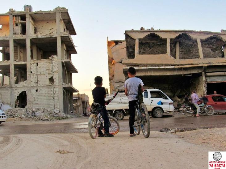 """Kobane, la """"Stalingrado Kurda"""""""