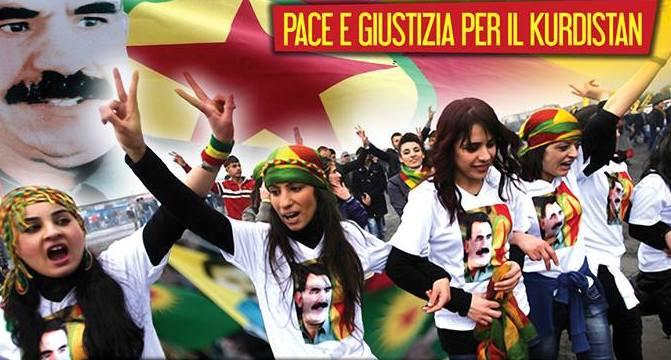 A Milano per chiedere pace e giustizia per il Kurdistan