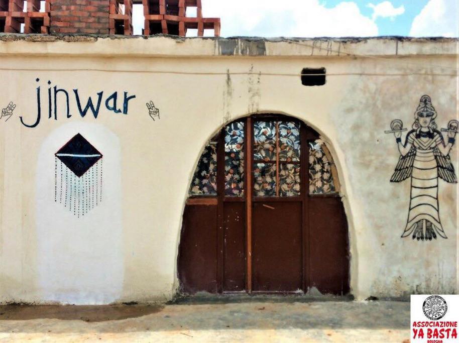 Jinwar - La rivoluzione delle donne del Rojava nella pratica quotidiana